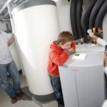 Quali vantaggi portano le pompe di calore?