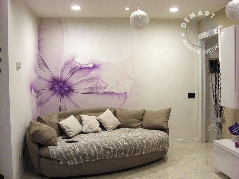 Decorare le pareti di casa con la tappezzeria moderna basta un attimo - Decorare le pareti di casa ...