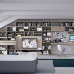 Libreria, porta tv, tavoli e sedie: ecco i mobili di cui hai bisogno per un salotto funzionale